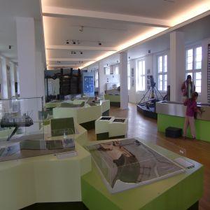 Ausstellungsflächen NordseeMuseum Nissenhaus  | Quelle: Vota GmbH